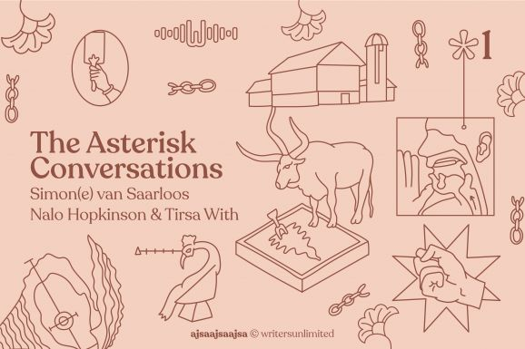 The Asterisk Conversations #1  - iIlustratie ajsaajsaajsa