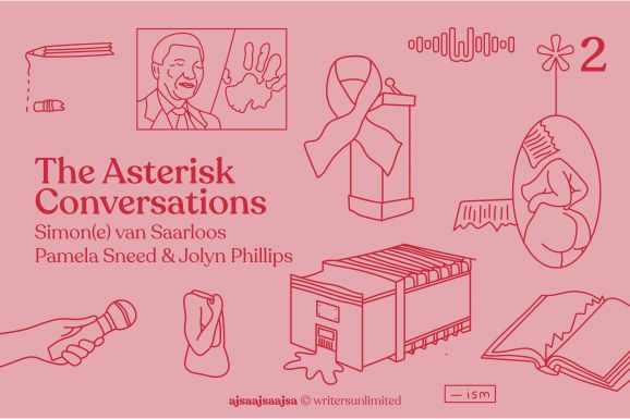 Illustratie bij The Asterisk Conversations #2 - iIlustratie ajsaajsaajsa