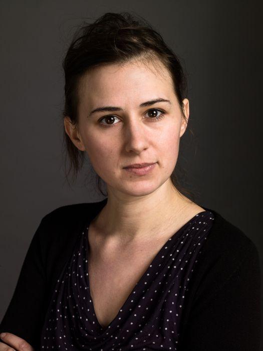 Maud Vanhauwaert Foto Koos Breukel