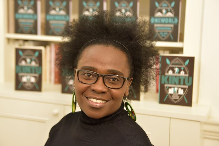 Jennifer Nansubuga Makumbi - foto Mark Rusher