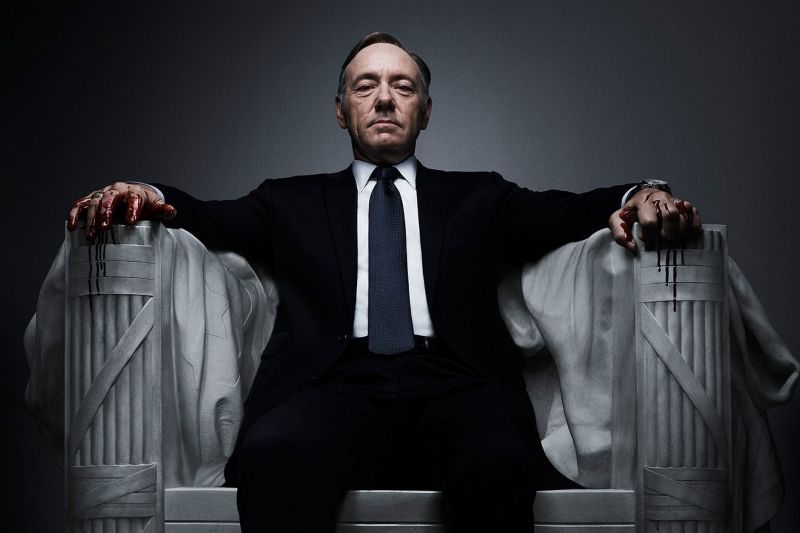 Beeld uit House of Cards